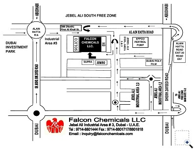 Falcon Chemicals LLC